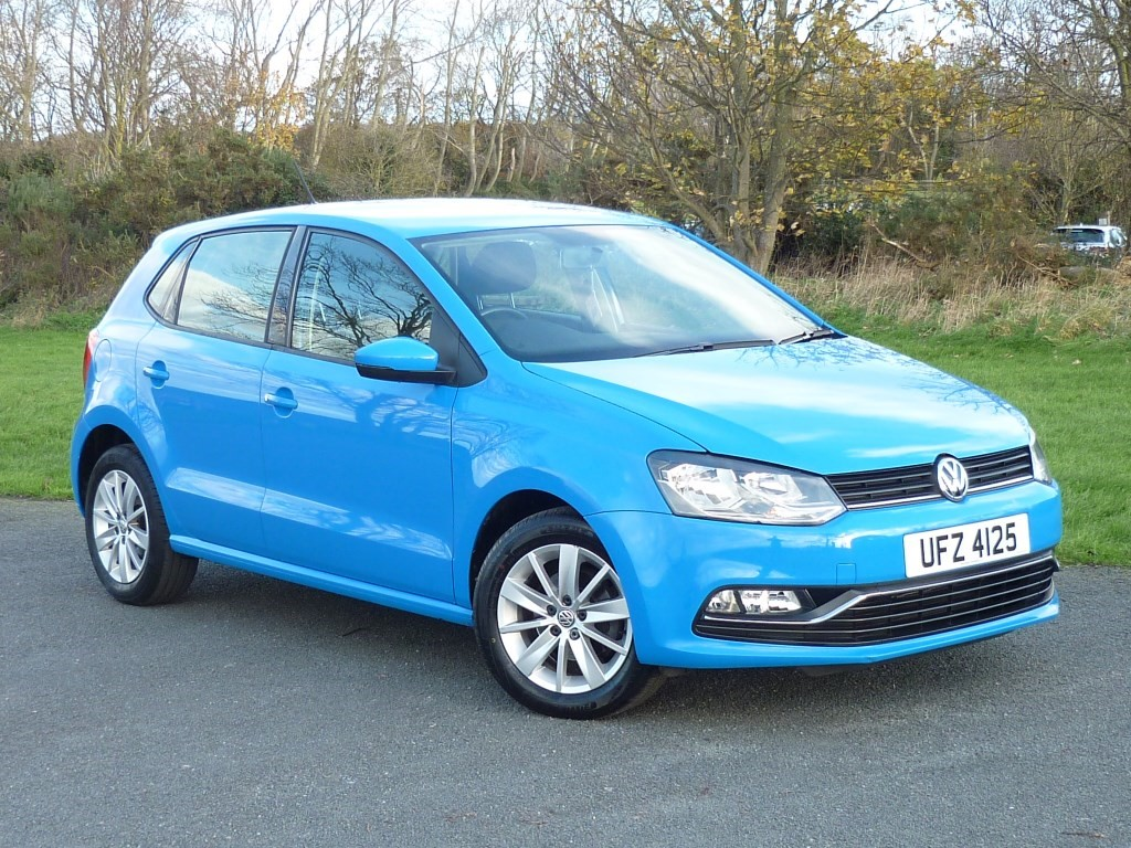used VW Polo SE TSI DSG AUTO WITH 1 YEAR FREE AA MEMBERSHIP** in wirral-cheshire