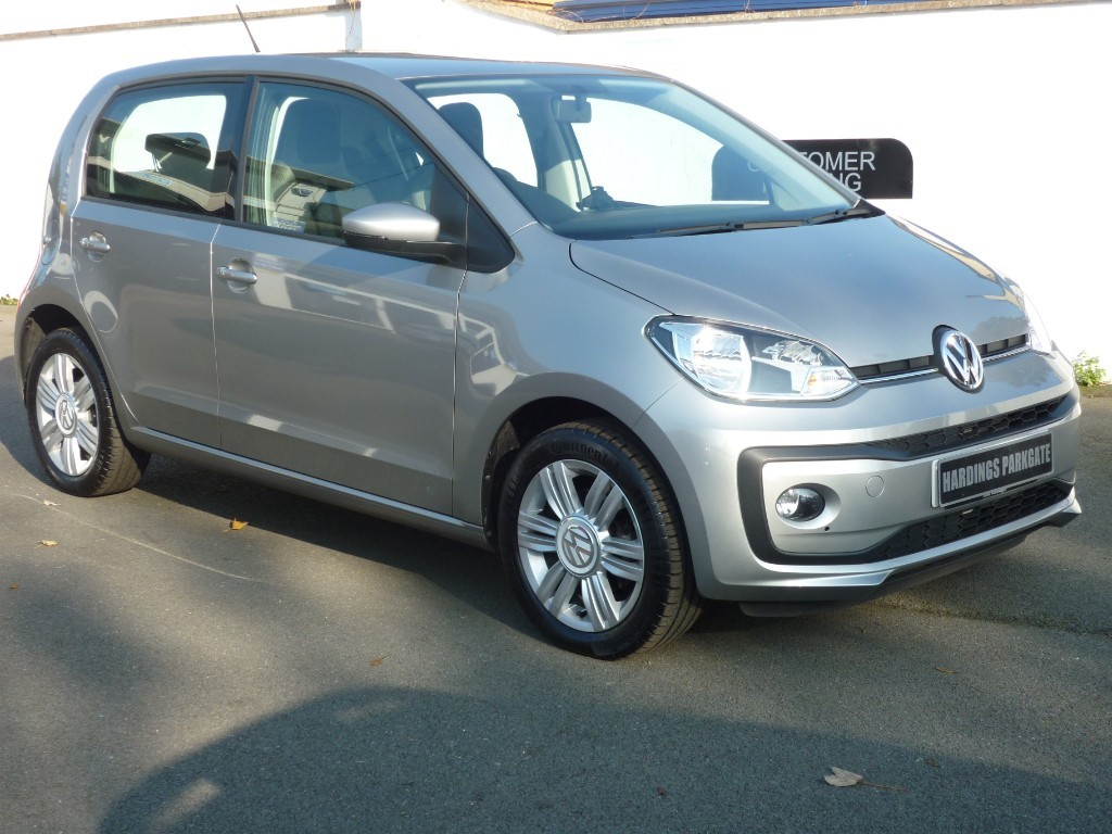used VW Up HIGH UP AUTO BLUEMOTION TECHNOLOGY WITH 2 YEARS FREE SERVICING* used cars in wirral-cheshire