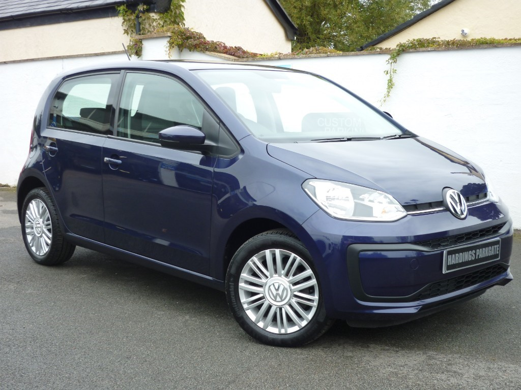 used VW Up MOVE UP used cars in wirral-cheshire