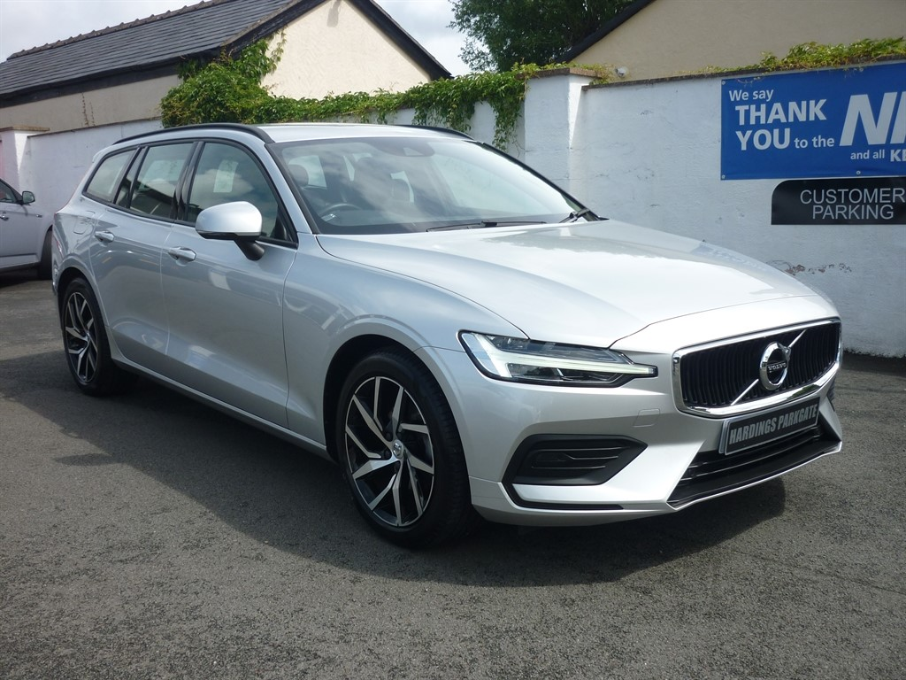 used Volvo V60 T4 MOMENTUM PLUS AUTO used cars in wirral-cheshire