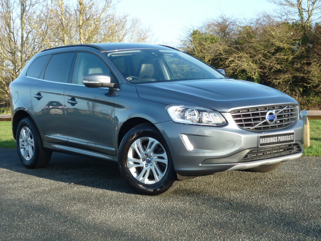 used Volvo XC60 D4 SE NAV 2 YEARS FREE SERVICING* in wirral-cheshire