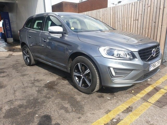 used Volvo XC60 D4 R-DESIGN NAV + WINTER PACK in wirral-cheshire
