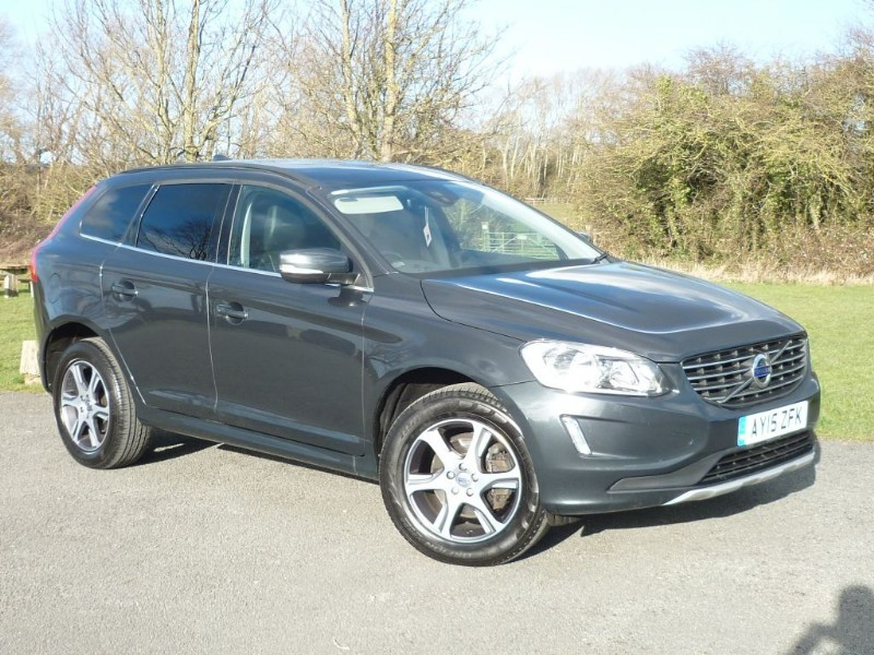 used Volvo XC60 D4 SE AUTO [NAV] LEATHER WITH 1 YEAR FREE AA MEMBERSHIP** in wirral-cheshire