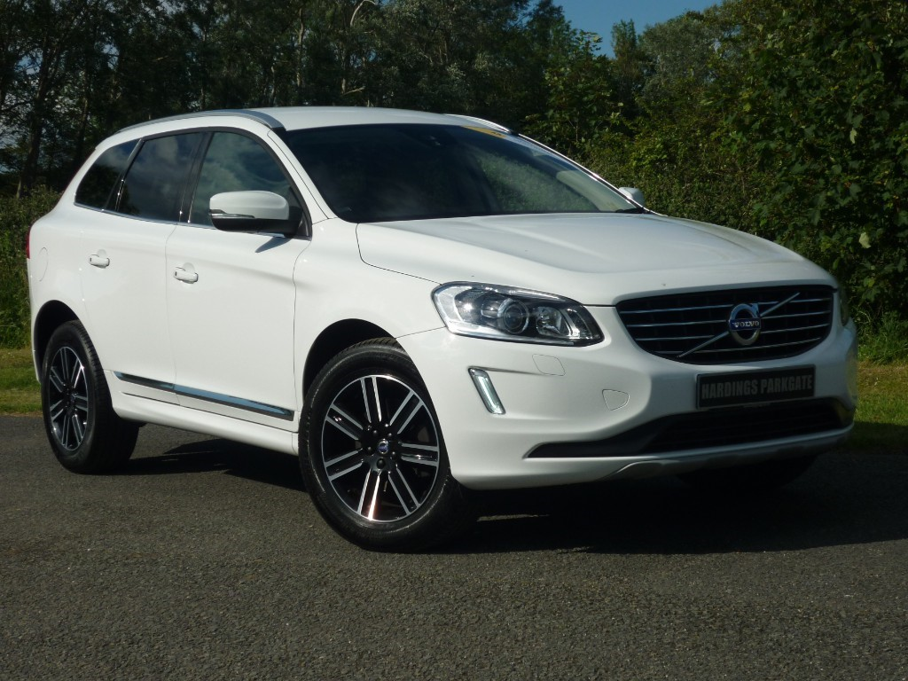 used Volvo XC60 D4 SE LUX NAV AUTO in wirral-cheshire