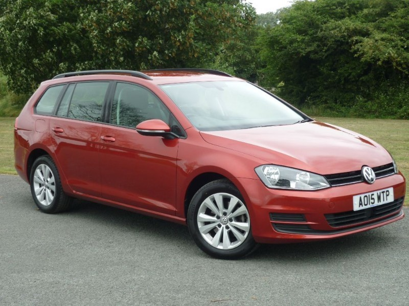used VW Golf SE TSI BLUEMOTION TECHNOLOGY DSG AUTO in wirral-cheshire