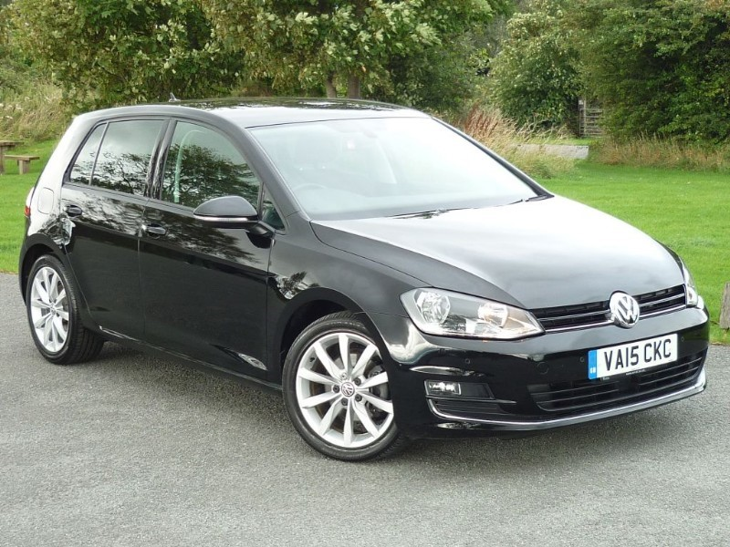 used VW Golf GT 2.0 TDI TECH 150 [NAV] WITH 1 YEAR AA MEMBERSHIP** in wirral-cheshire