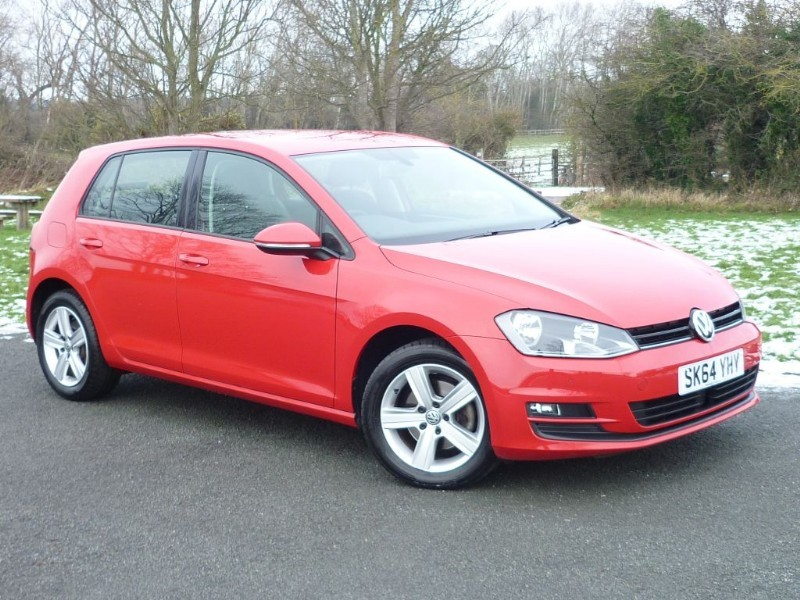 used VW Golf MATCH TSI BLUEMOTION TECHNOLOGY DSG AUTO WITH 1 YEAR AA MEMBERSHIP** in wirral-cheshire