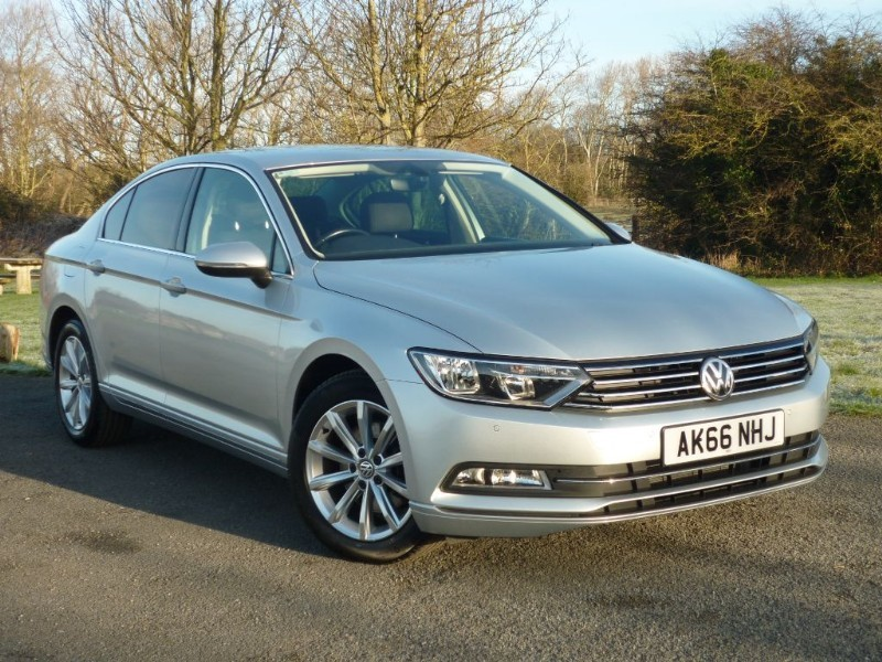 used VW Passat SE BUSINESS TDI AUTO in wirral-cheshire