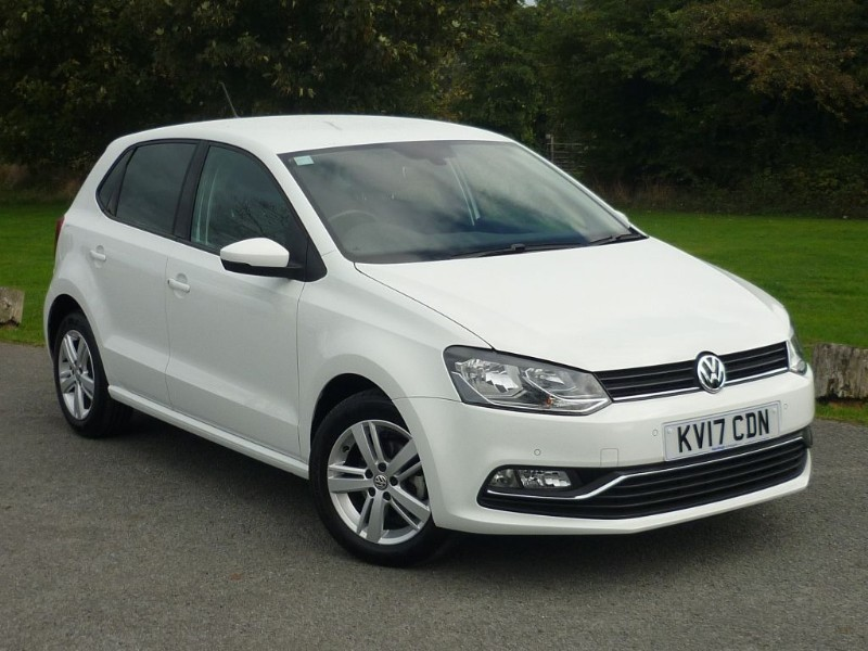 used VW Polo MATCH EDITION TSI DSG in wirral-cheshire