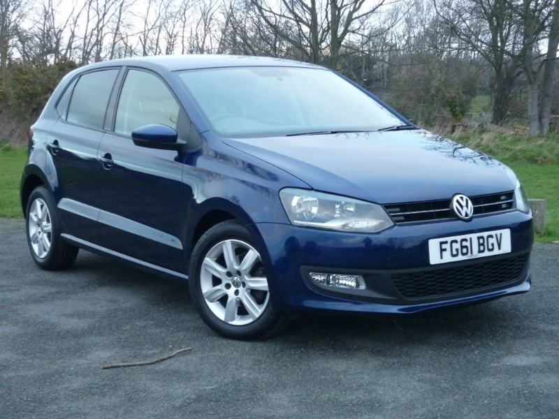 used VW Polo MATCH DSG AUTO in wirral-cheshire