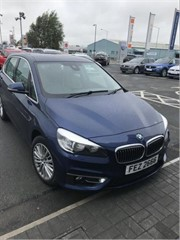 BMW 216d for sale