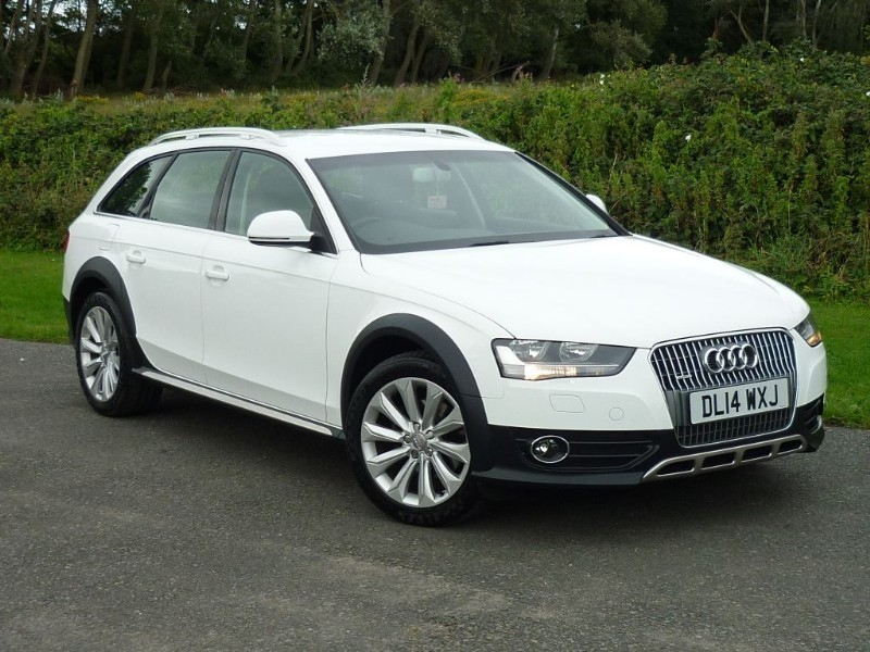used Audi A4 allroad TDI QUATTRO WITH 2 YEARS FREE SERVICING* in wirral-cheshire