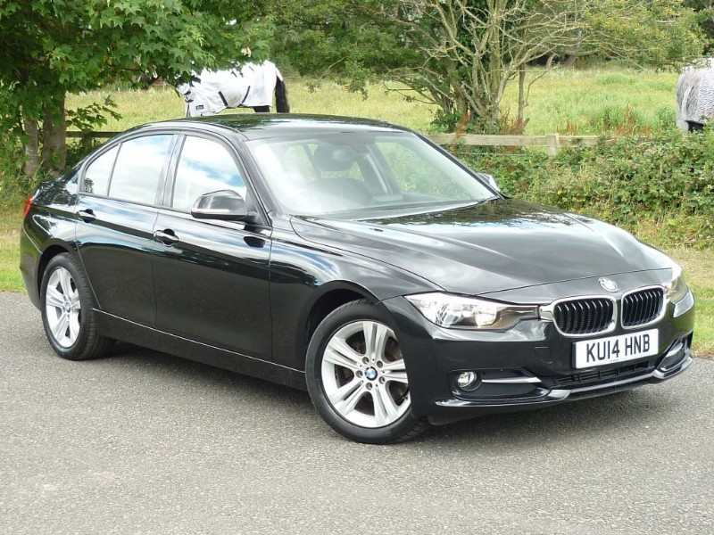 used BMW 316i SPORT WITH 2 YEAR FREE SERVICING* in wirral-cheshire