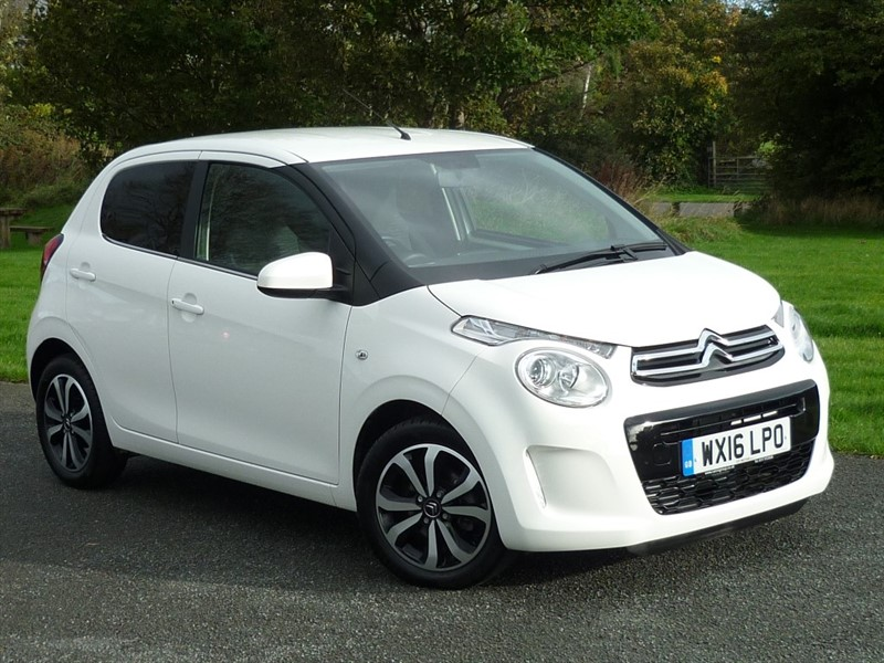 used Citroen C1 PURETECH FLAIR WITH 2 YEAR FREE SERVICING* in wirral-cheshire