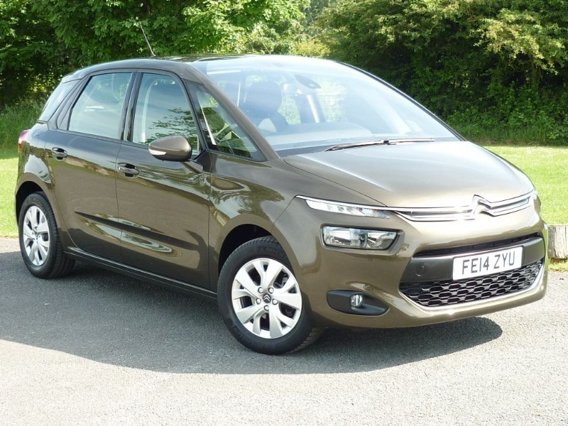 used Citroen C4 Picasso E-HDI AIRDREAM VTR PLUS ETG6 AUTO WITH 2 YEAR FREE SERVICING* in wirral-cheshire