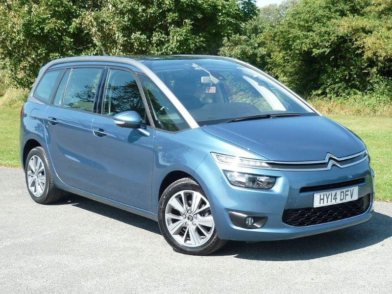 used Citroen Grand C4 Picasso E-HDI SORRY NOW SOLD in wirral-cheshire