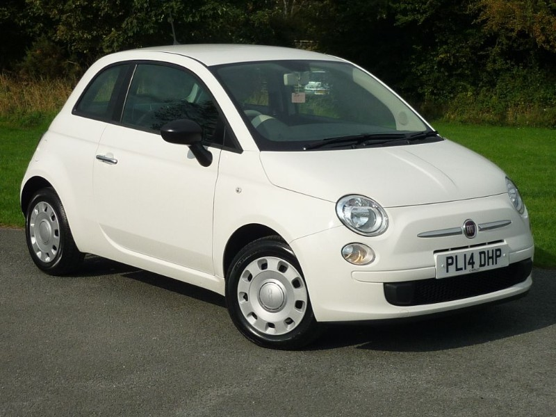 used Fiat 500 POP GREAT PRICE in wirral-cheshire