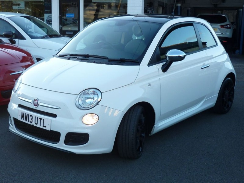 used Fiat 500 S TWINAIR in wirral-cheshire