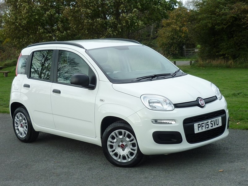 used Fiat Panda EASY in wirral-cheshire