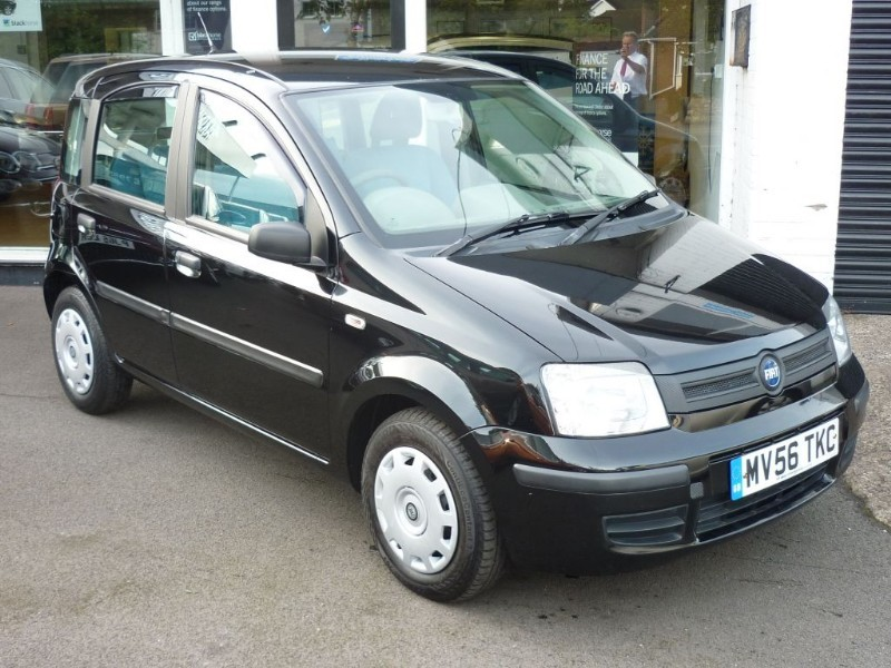 used Fiat Panda DYNAMIC GREAT PRICE in wirral-cheshire