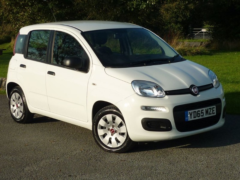 used Fiat Panda POP in wirral-cheshire