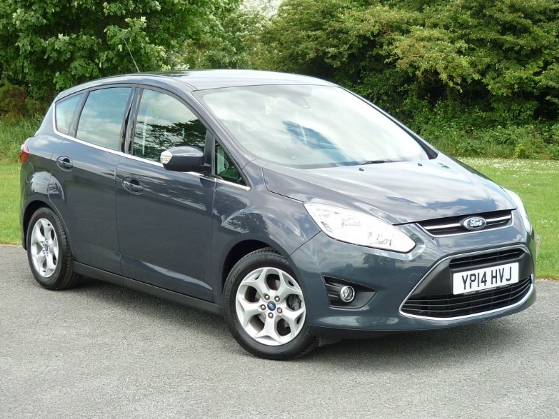 used Ford C-Max ZETEC TDCI SORRY NOW SOLD in wirral-cheshire