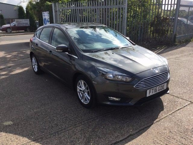 used Ford Focus ZETEC TDCI NAVIGATION in wirral-cheshire
