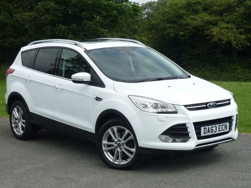 used Ford Kuga Titanium X 4x4 Auto Tdci [Appearance Pack]  in wirral-cheshire