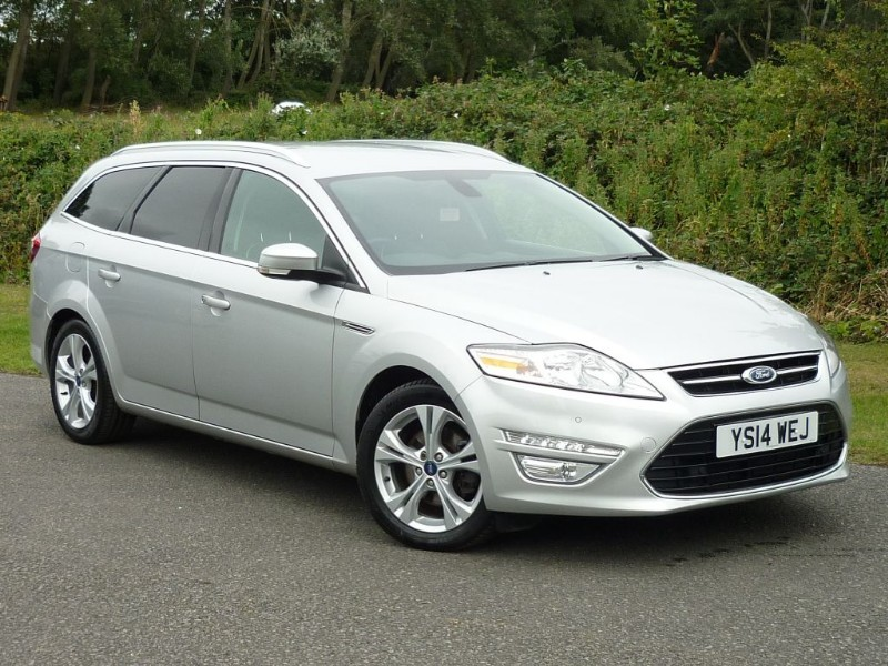 used Ford Mondeo TITANIUM X SORRY NOW SOLD in wirral-cheshire