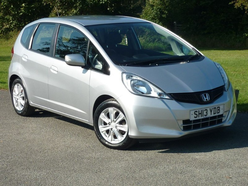 used Honda Jazz I-VTEC ES SORRY NOW SOLD in wirral-cheshire