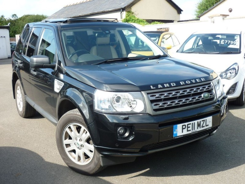 used Land Rover Freelander TD4 XS NAVIGATION in wirral-cheshire