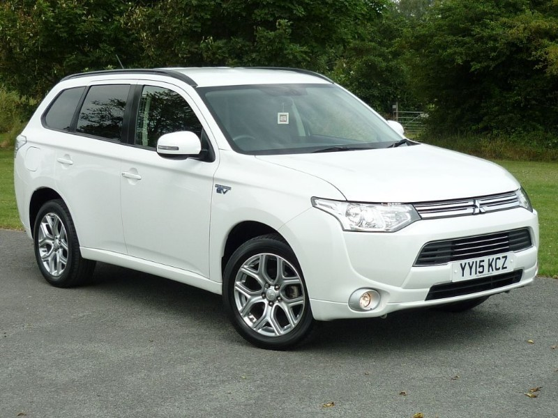 Mitsubishi Outlander PHEV for sale