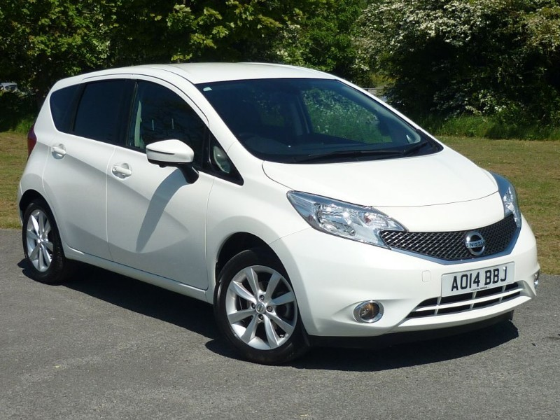 used Nissan Note TEKNA DIG-S AUTO WITH 2 YEAR FREE SERVICING* in wirral-cheshire