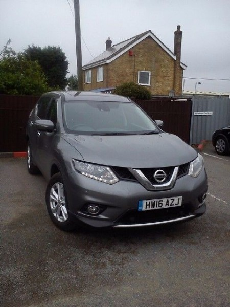 used Nissan X-Trail DCI ACENTA [SMART VISION PACK] in wirral-cheshire