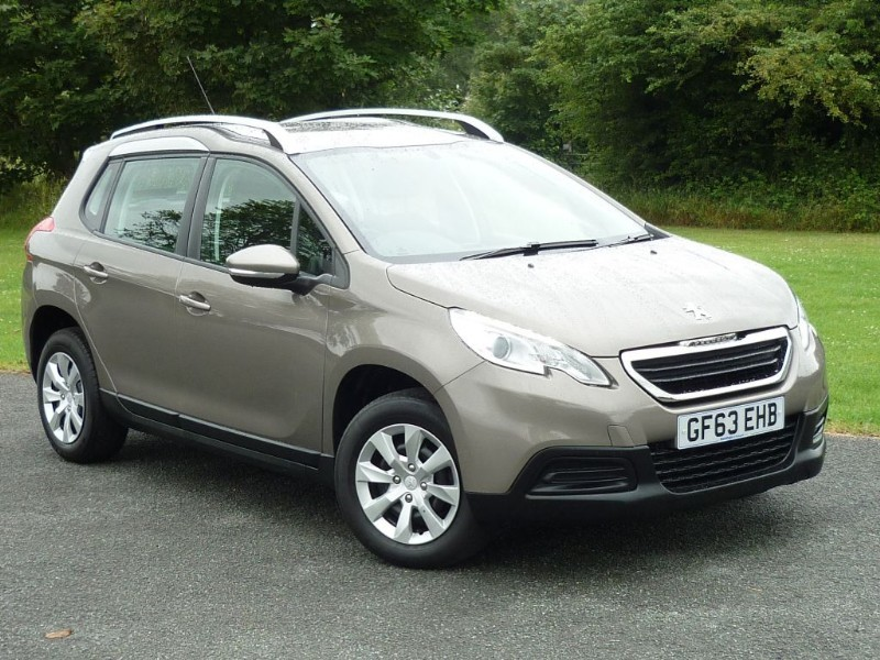 used Peugeot 2008 Access+ HDi GREAT PRICE in wirral-cheshire