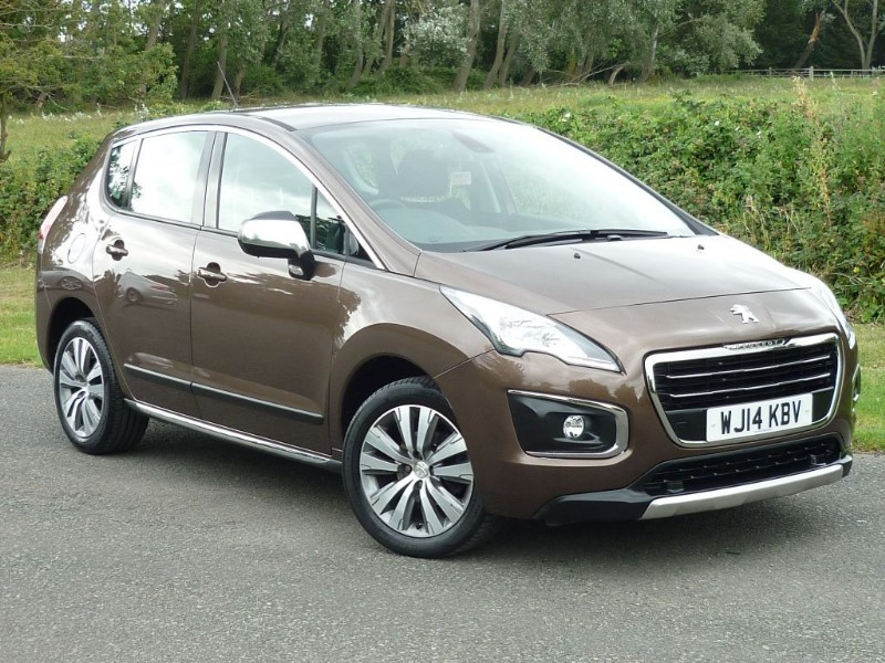 used Peugeot 3008 E-HDI ACTIVE AUTO SORRY THIS CAR IS NOW SOLD in wirral-cheshire