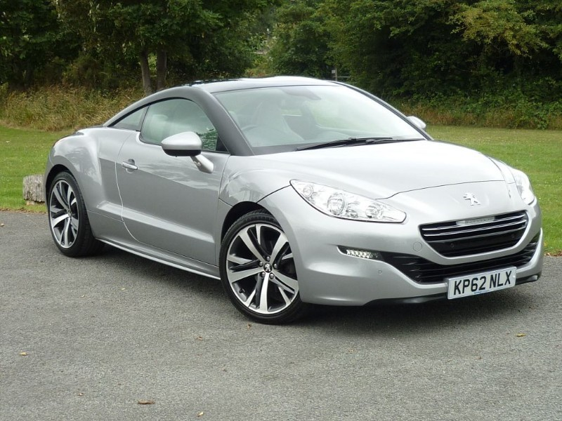 used Peugeot RCZ THP GT SORRY NOW SOLD in wirral-cheshire