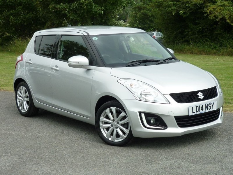 used Suzuki Swift SZ4 AUTO WITH 2 YEAR FREE SERVICING* in wirral-cheshire
