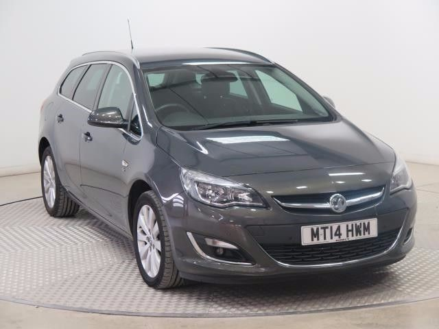 used Vauxhall Astra ELITE CDTI in wirral-cheshire