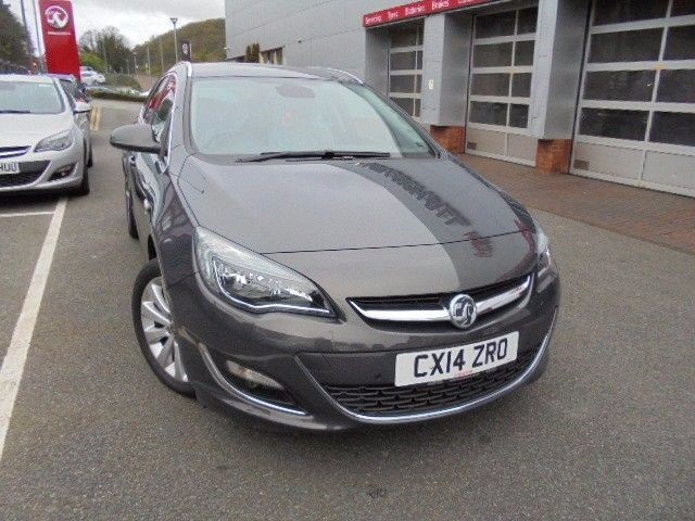 used Vauxhall Astra ELITE AUTO ESTATE in wirral-cheshire