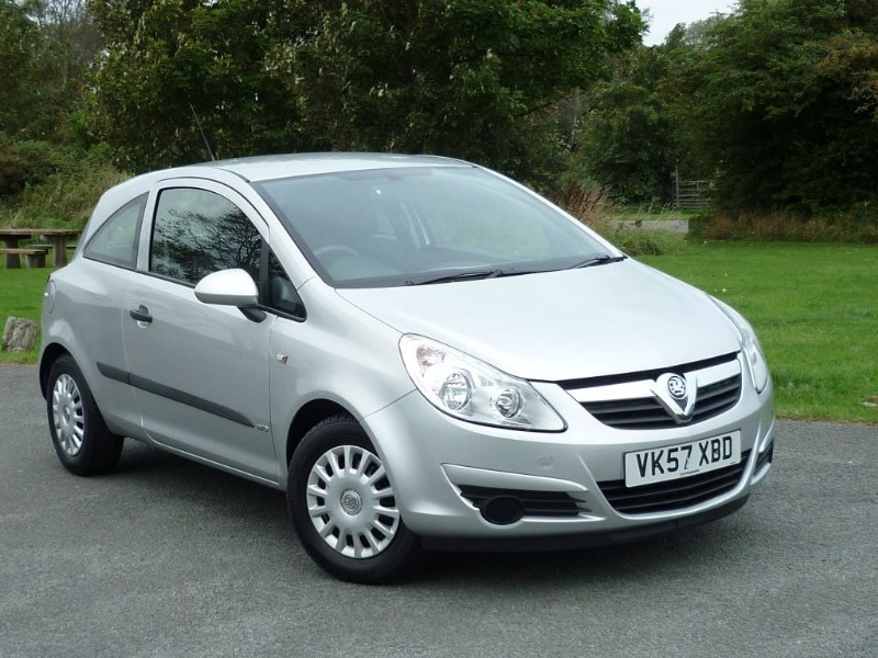 used Vauxhall Corsa LIFE A/C in wirral-cheshire
