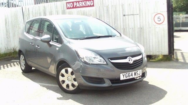 used Vauxhall Meriva EXCLUSIV AUTO A/CON  in wirral-cheshire