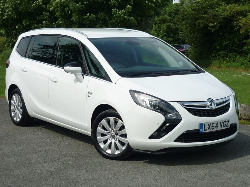 used Vauxhall Zafira Tourer SE CDTI SORRY NOW SOLD in wirral-cheshire
