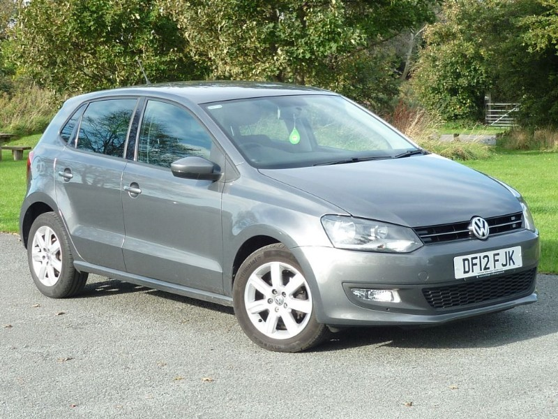 used VW Polo MATCH in wirral-cheshire