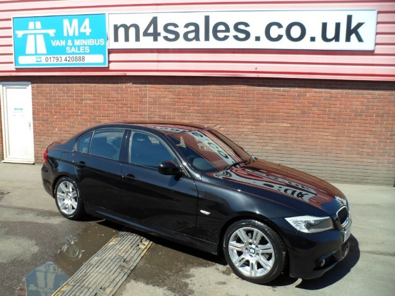 used BMW 318d M SPORT A/C AUTO in wiltshire