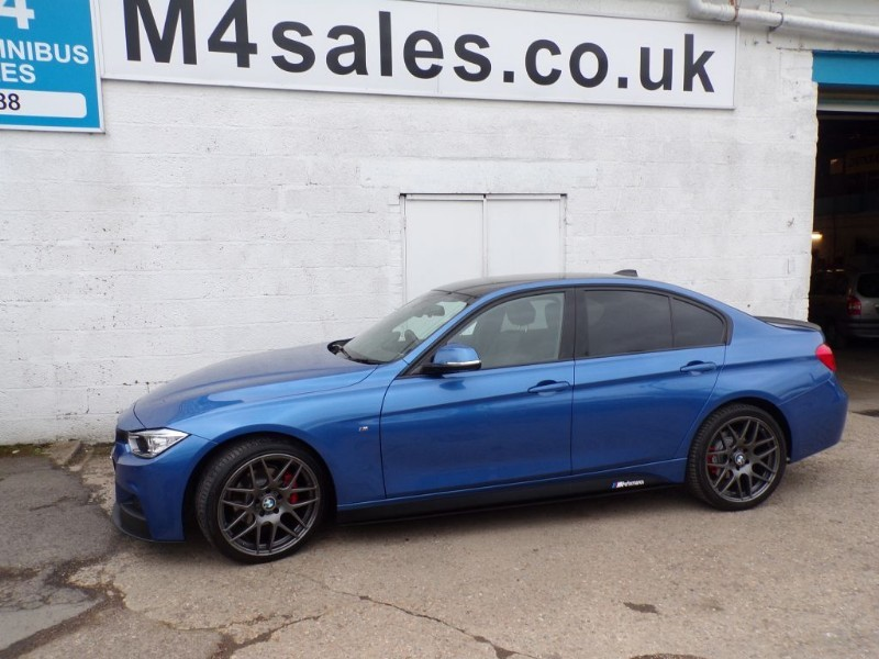 used BMW 320d M SPORT in wiltshire