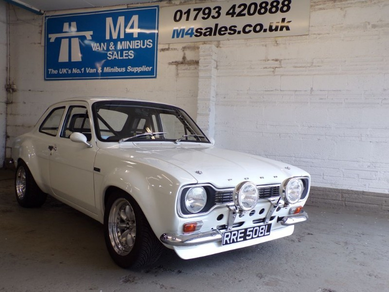 used Ford Escort Mk1 Bubble Arched Group 4 Cosworh Powered  in wiltshire