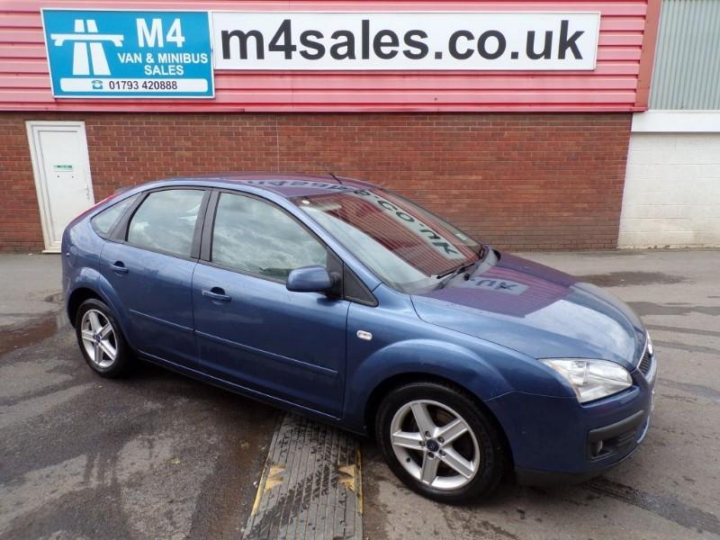 used Ford Focus TITANIUM D A/C in wiltshire