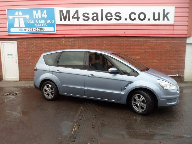 used Ford S-Max ZETEC TDCI in wiltshire