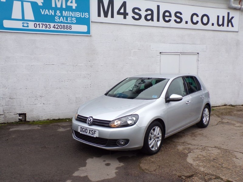 used VW Golf GT TDI 140PS A/C in wiltshire